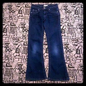 MUDD Girls Denim Jeans Size 10 Slim
